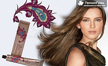 Боядисване с италианска боя Farma Vita и подстригване и изсушаване с йонизираща четка от Дианжели