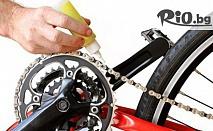 Цялостно обслужване на велосипеда ви преди началото на предстоящия сезон само за 15лв, от Sport2Hand