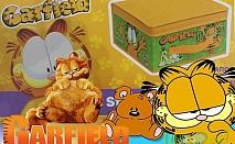 Детска кутия за съхранение Гарфийлд