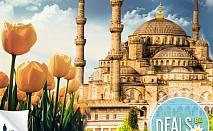 5 дни, Истанбул, Фестивал на Лалето: 2 нощ, закуски, 2*/3*, програма, Караджъ Турс