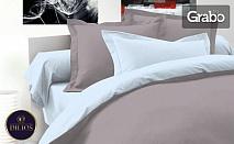 Единичен, двоен или макси спален комплект от микрофибър