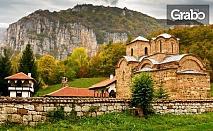 Еднодневна екскурзия до Сърбия - Пирот, Темски манастир, Суковски манастир и Цариброд