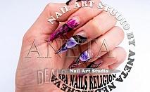 Маникюр с Shellac + 4 декорации за 14.50лв от SPA Nails Religion в Центъра на Варна