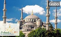 В началото на януари или за празника на влюбените в Турция! 2-дневна екскурзия до Истанбул