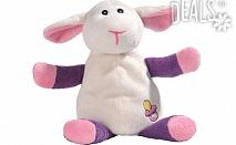 Нагряваща се Розово-Лилава Овчица от Warmies