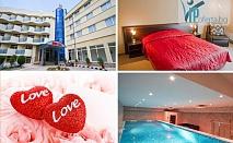 50% намаление на романтични пакети със закуска, празнична вечеря + бутилка вино и СПА в Хотелски Kомплекс БМВ**** - Златни пясъци