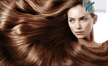 50% намаление на терапия за бърз растеж или при силен косопад от Студио за красота Хубава Жена