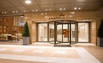 Нова година в Солун с опция за транспорт: 2 или 3 нощувки + закуски + Новогодишна вечеря в хотел Anatolia 4* за 214 лв