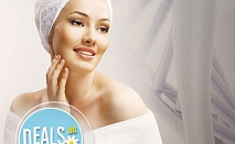 Почистване на лице + терапия с Фито-стволови клетки в Incanto Dream