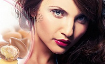 Професионален грим, измиване, арганова маска и прическа за 24.9лв от Angelica Beauty