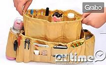 Ред в чантата! Комплект от 2 броя органайзер за дамска чанта