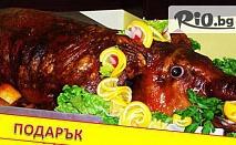 """Ресторант """"Варна"""" - САМО ПО КОЛЕДА СТАВАТ ЧУДЕСА! Салата, предястие, основно ястие, десерт, оркестър и ПОДАРЪЦИ - за 6.66лв"""