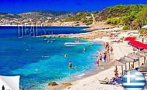 Тасос, Гърция, Студиа Сузи 2*: 7 нощувки, възможност за транспорт, 198лв на човек