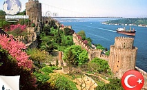 Турция, Истанбул: 2 нощувки, закуски, 2/3*, транспорт- 115лв/човек, Запрянов Травел