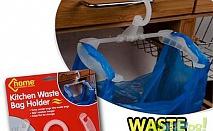 Закачалка за торбичка за отпадъци